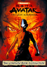 Avatar - Der Herr der Elemente - Staffel 3 - Poster