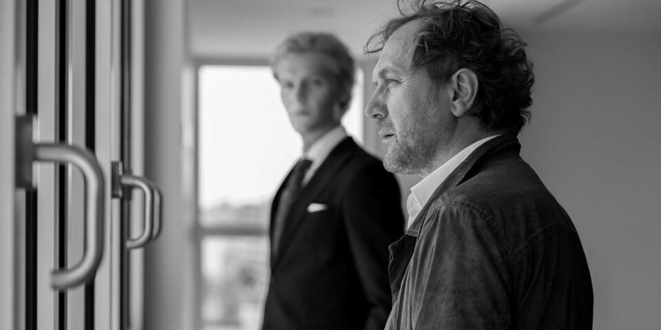 Beyond Words mit Jakub Gierszal und Andrzej Chyra