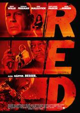 R.E.D. - Älter, härter, besser - Poster