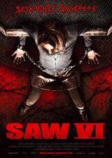 Saw VI - Poster