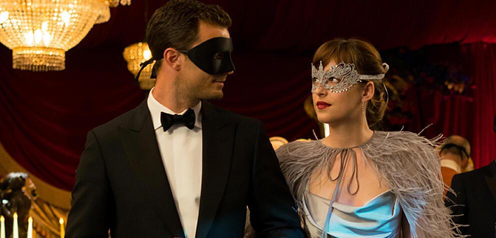 Fifty Shades of Grey 2 mit Jamie Dornan und Dakota Johnson