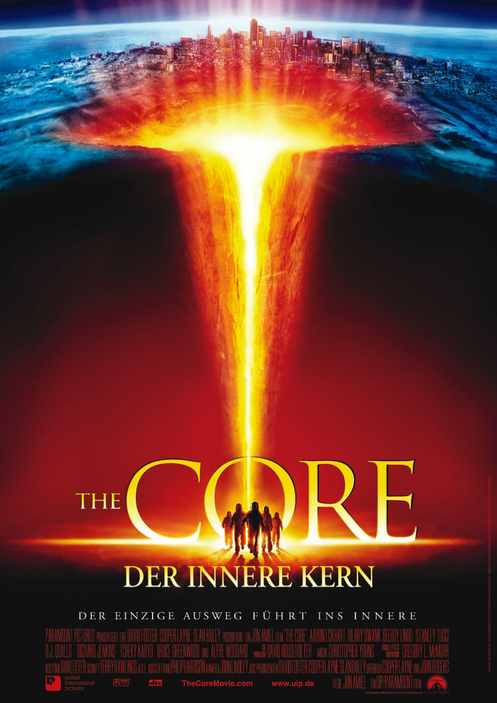 The Core Der Innere Kern Stream
