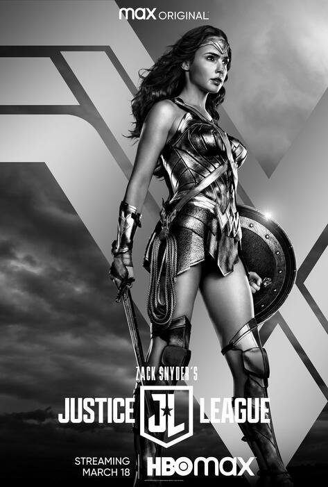 Zack Snyder's Justice League mit Gal Gadot