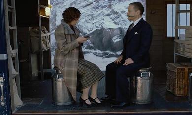 Mord im Orient Express mit Daisy Ridley und Kenneth Branagh - Bild 1