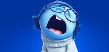 Trauer weint in Pixars Alles steht Kopf
