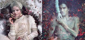 Dragon - Love Is a Scary Tale: Mira & Arman