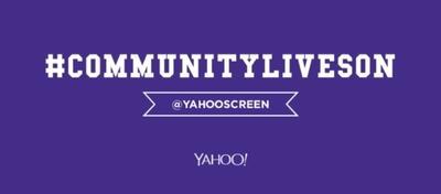 #CommunityLivesOn!
