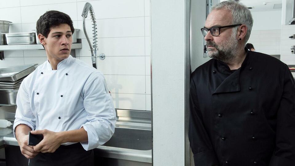 Tatort: Söhne und Väter mit Emilio Sakraya