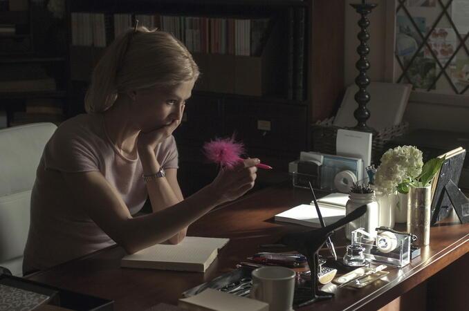 Gone Girl - Das perfekte Opfer mit Rosamund Pike