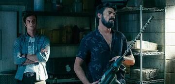 Billy Butcher (Karl Urban) organisiert mit rabiaten Mitteln den Widerstand.