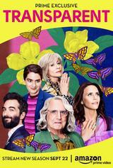Transparent - Staffel 4 - Poster