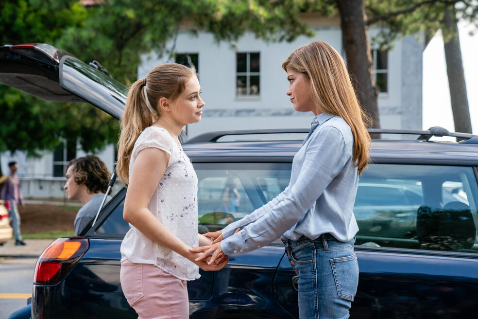 After Passion mit Josephine Langford