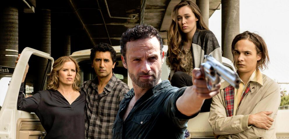 Was ist Fear the Walking Dead seinem Original schuldig?