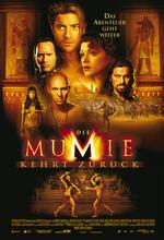 Die Mumie kehrt zurück Poster