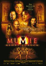 Die Mumie kehrt zurück - Poster