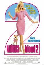 Natürlich blond 2 Poster