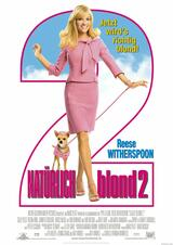 Natürlich blond 2 - Poster