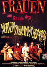 Frauen am Rande des Nervenzusammenbruchs - Poster