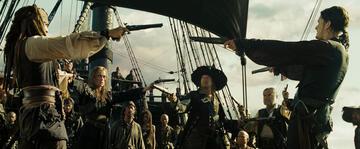 Pirates of the Caribbean 3: Am Ende der Welt