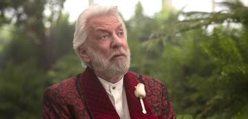 Die Tribute von Panem: Snow und seine weißen Rosen