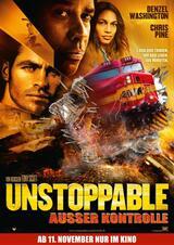 Unstoppable - Außer Kontrolle - Poster