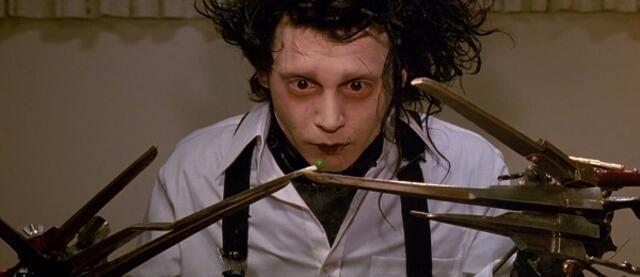 Edward mit den Schwerenhänden