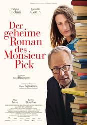Der geheime Roman des Monsieur Pick Poster