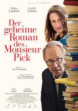 Der geheime Roman des Monsieur Pick - Poster