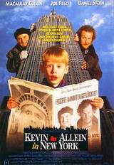 Kevin - Allein in New York - Poster