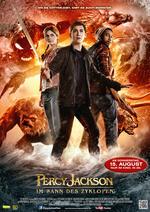 Percy Jackson 2: Im Bann des Zyklopen Poster