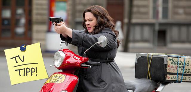 Spy Melissa Mccarthy Undercover Heute Abend Auf Prosieben