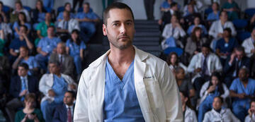 New Amsterdam: Dr. Max Goodwin (Ryan Eggold)