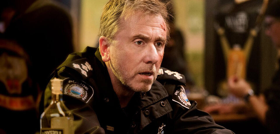 Tim Roth als sorgenschwerer Polizist in Tin Star