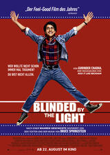 Blinded By The Light - Poster