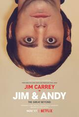 Jim & Andy: The Great Beyond - Poster