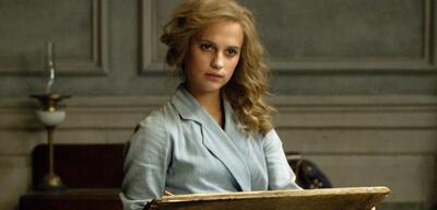 Alicia Vikander in The Danish Girl