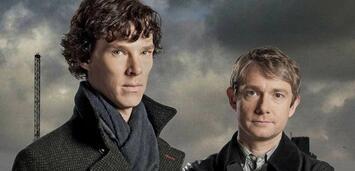 Bild zu:  Sherlock gewinnt insgesamt 7 Emmys