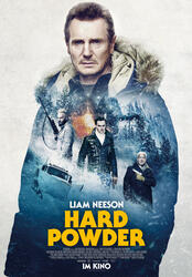 Hard Powder Poster
