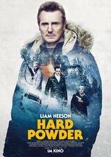 Hard Powder - Poster