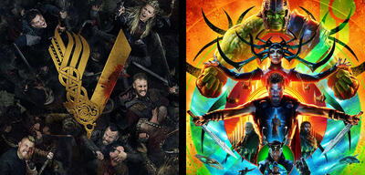 Vikings / Thor 3