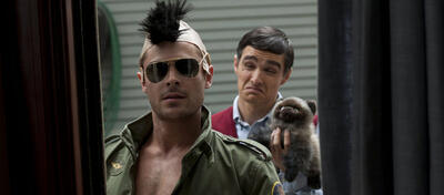 Zac Efron und Dave Franco in Neighbors
