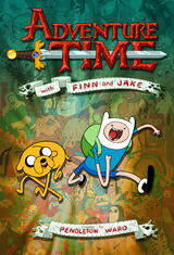 Adventure Time - Poster