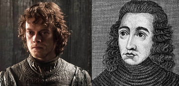 Theon vs. George Plantagenet