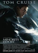 Minority Report - Poster