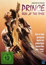 Prince - Sign O´The Times - Poster