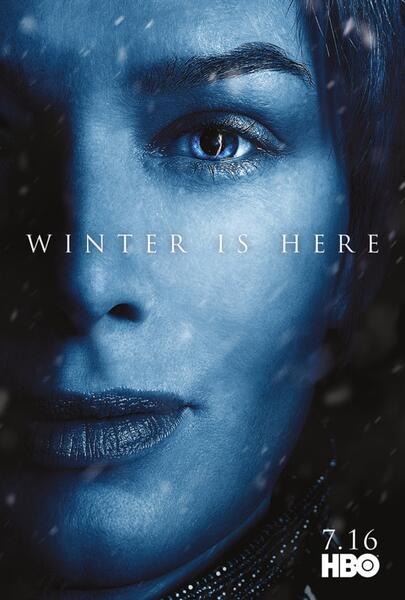 Game of Thrones Staffel 7, Game of Thrones mit Lena Headey