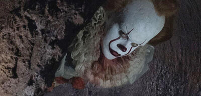 Bill Skarsgård als Clown Pennywise in It