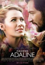 Für immer Adaline - Poster