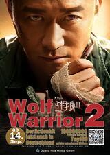 Wolf Warrior 2 - Poster