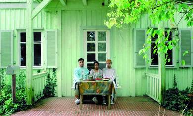 Futur Drei mit Eidin Jalali, Benny Radjaipour und Banafshe Hourmazdi - Bild 7
